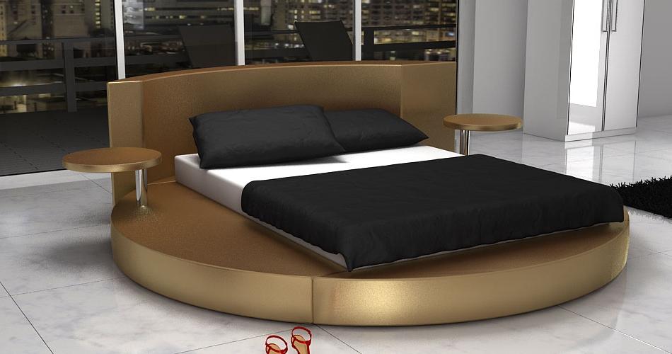 wasserbett wasser bett lederbett polsterbett chesterfield bett betten neu dellys ebay. Black Bedroom Furniture Sets. Home Design Ideas