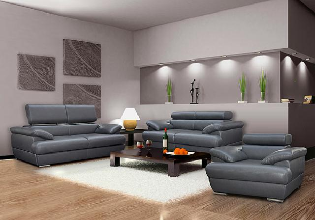 leder sofa 3 2 1 sitzer schlafsofa garnitur sofagarnitur designer couch neu ebay. Black Bedroom Furniture Sets. Home Design Ideas