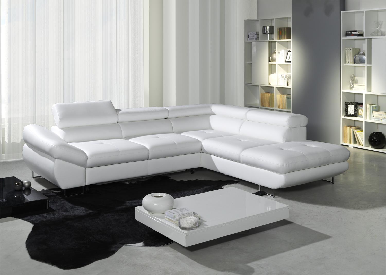Moderne eckcouch  www.JVmoebel.de - la design... Möbel | Ledersofa | Sofa