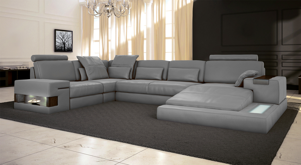 sofas ledersofas bellini bettfunktion designersofa ecksofa schlaffunktion. Black Bedroom Furniture Sets. Home Design Ideas