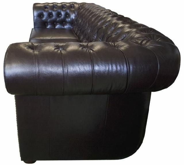 chesterfield xxl polster big sofa couch lord textil stoff. Black Bedroom Furniture Sets. Home Design Ideas