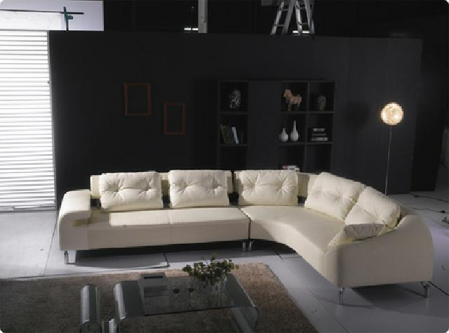 pu leder sofa eckcouch ecksofa couch sofagarnitur neu direkt vom m belhaus ebay. Black Bedroom Furniture Sets. Home Design Ideas