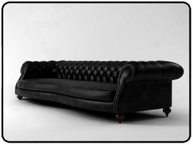 ledersofa xxl chesterfield 300 cm design chesterfield big. Black Bedroom Furniture Sets. Home Design Ideas