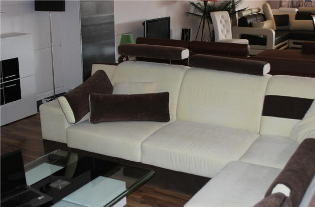 ecksofa textil stoff polster garnitur couch sofa. Black Bedroom Furniture Sets. Home Design Ideas