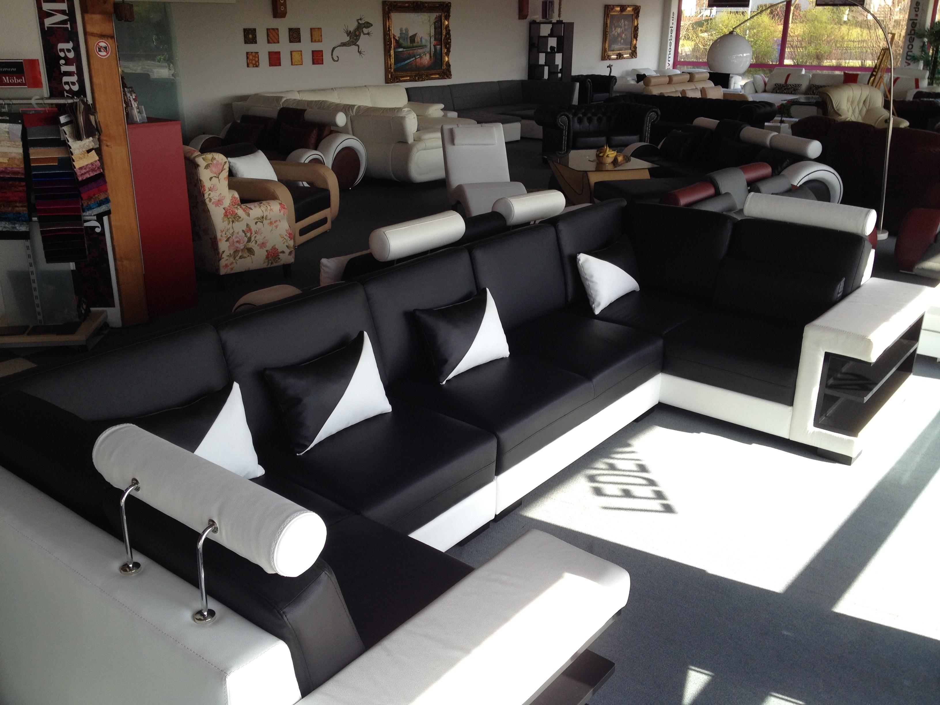 Sofort lieferbar sofas homeandgarden page big sofa for Wohnlandschaft xxl sofort lieferbar