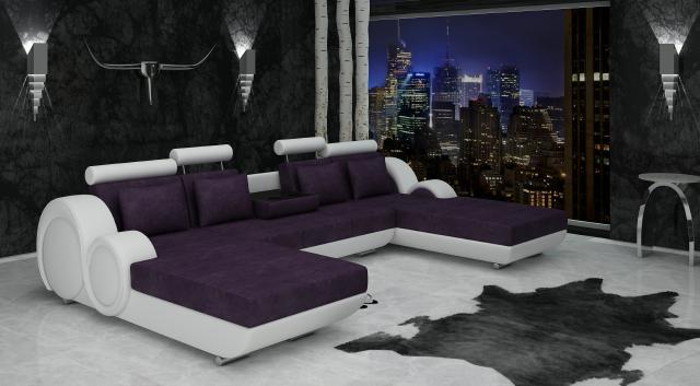 design : wohnzimmer lila weiß ~ inspirierende bilder von ... - Wohnzimmer Lila Grau Gestalten