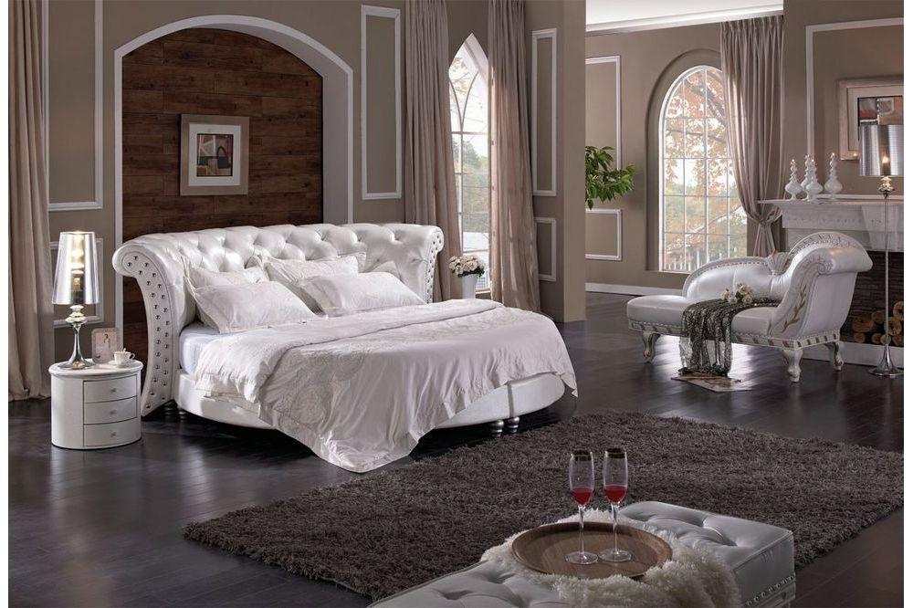 design betten in hochwertiger qualit t oder rundbett wt4757 bei jv m bel. Black Bedroom Furniture Sets. Home Design Ideas