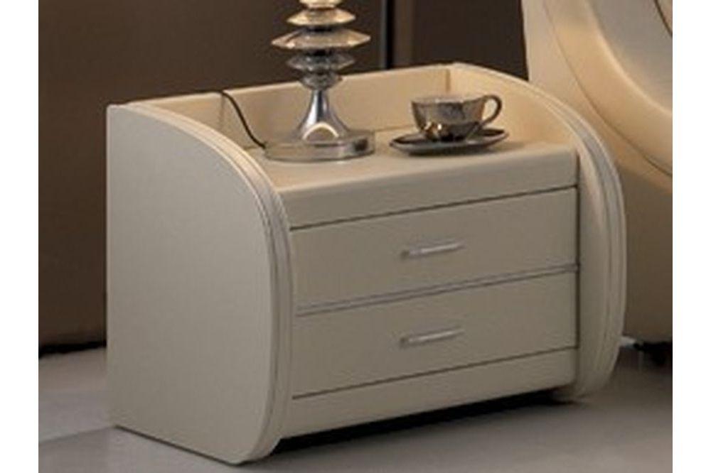 Nachttisch Leder Konsole Neu Nachtkonsole Schlafzimmer Beistelltisch