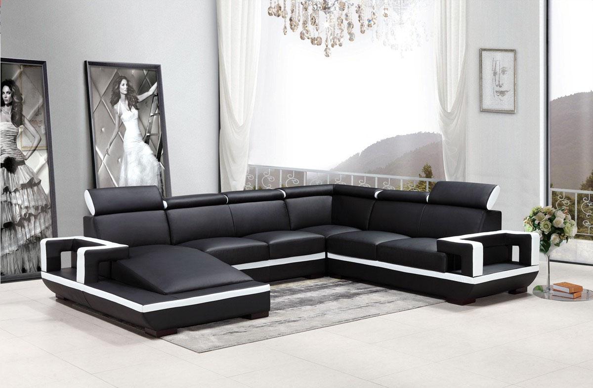 wohnlandschaft couch polster eck garnitur designer ledersofa big sofa neu 5102 ebay. Black Bedroom Furniture Sets. Home Design Ideas