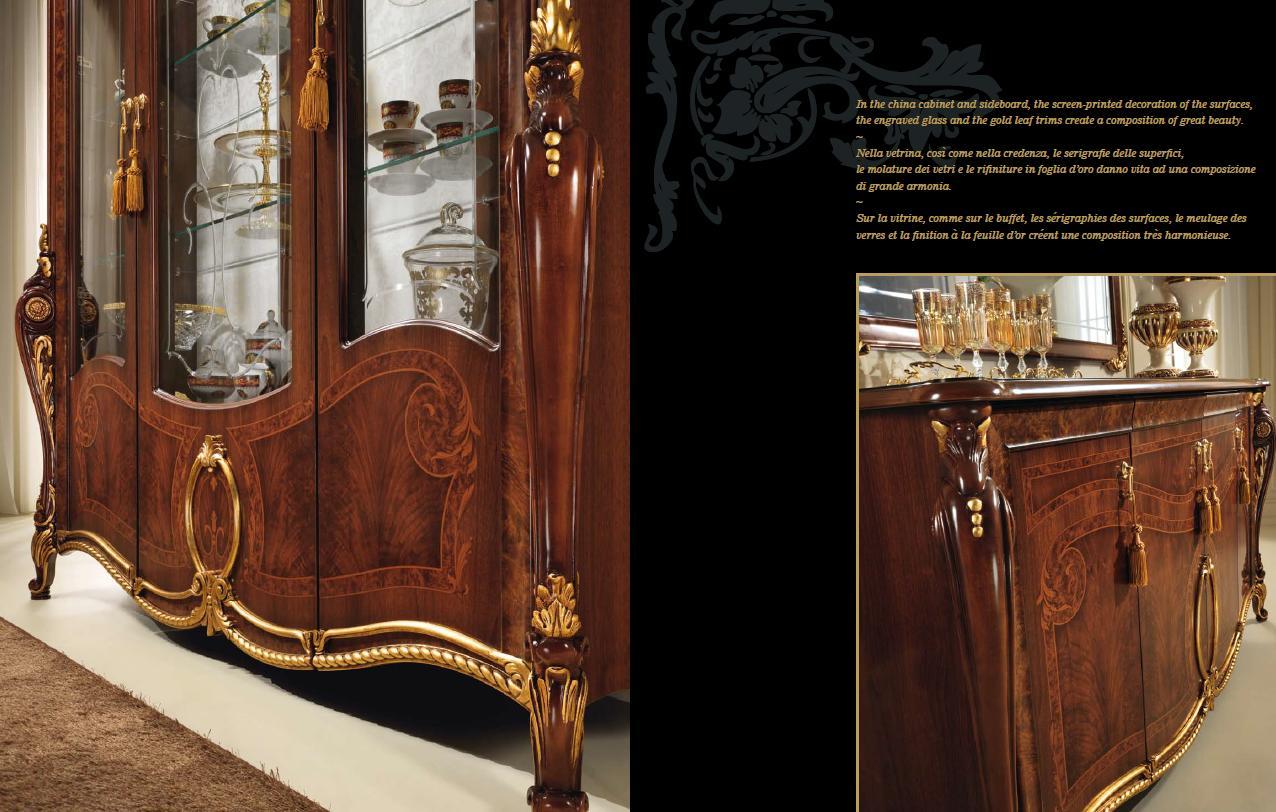 Klassische 6 Stühle Designer Stühle Italienische Esszimmer