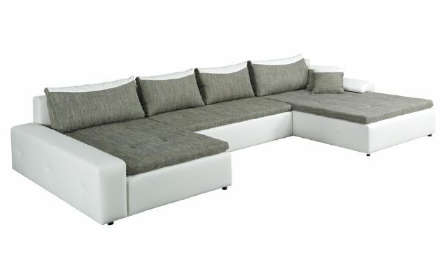 Sofas und Ledersofas NAGOLD Bettfunktion Designersofa ...