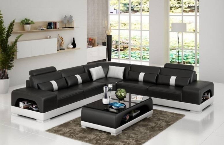 sofas ledersofas sandberg bettfunktion designersofa. Black Bedroom Furniture Sets. Home Design Ideas
