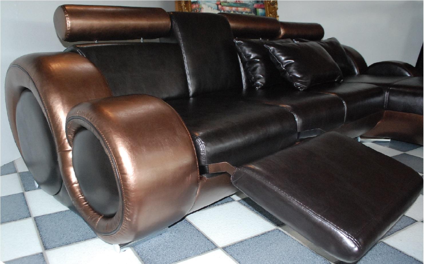 Bezaubernd Couch Relaxfunktion Foto Von Elegante Ledersofa Ecksofa Sofa Designer Eckcouch Berlin