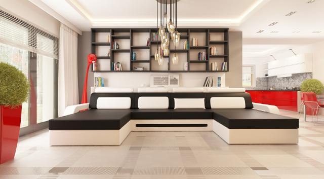 sofas und ledersofas stuttgart 5 designersofa ecksofa bei jv m bel. Black Bedroom Furniture Sets. Home Design Ideas