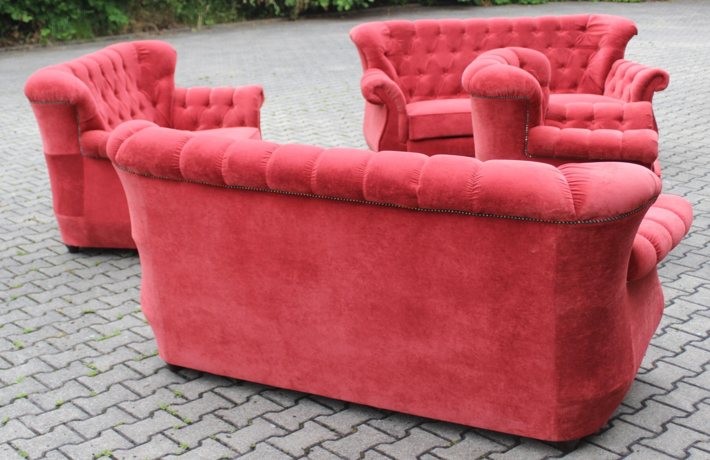 chesterfield sofas und ledersofas robert 3 designersofa bei jv m bel. Black Bedroom Furniture Sets. Home Design Ideas