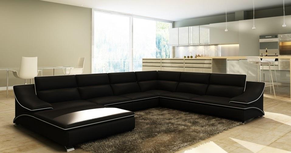 sofas ledersofas eltmann bettfunktion designersofa ecksofa. Black Bedroom Furniture Sets. Home Design Ideas