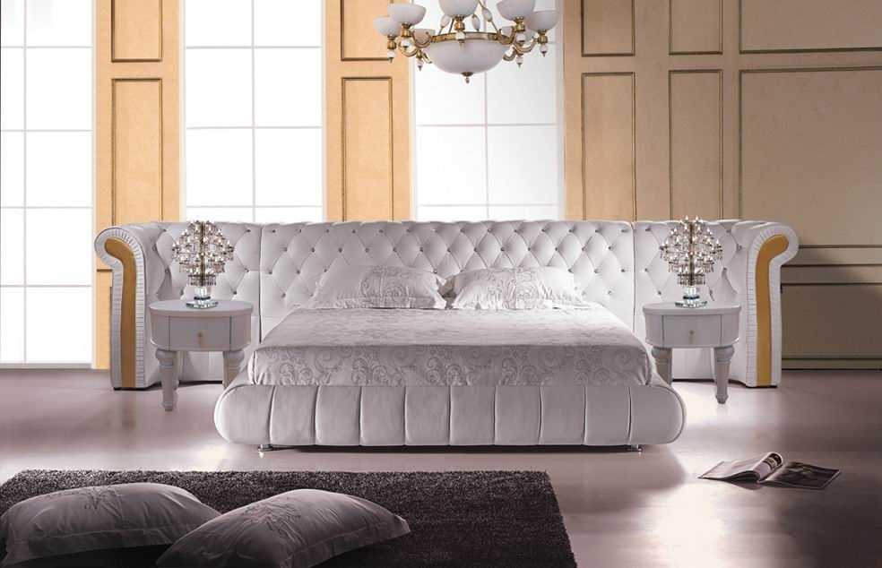 design betten in hochwertiger qualit t oder rundbett wts 9056 bei jv m bel. Black Bedroom Furniture Sets. Home Design Ideas
