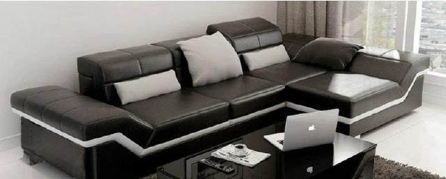 ledersofa ecksofa sofa designer wohnlandschaft new york iii sofort lieferbar. Black Bedroom Furniture Sets. Home Design Ideas