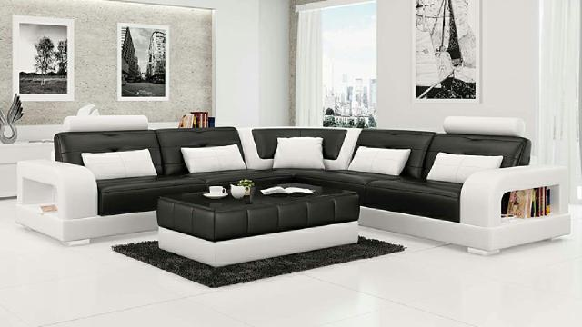 couchtisch h2209 sofort lieferbar la design m bel ledersofa sofa. Black Bedroom Furniture Sets. Home Design Ideas