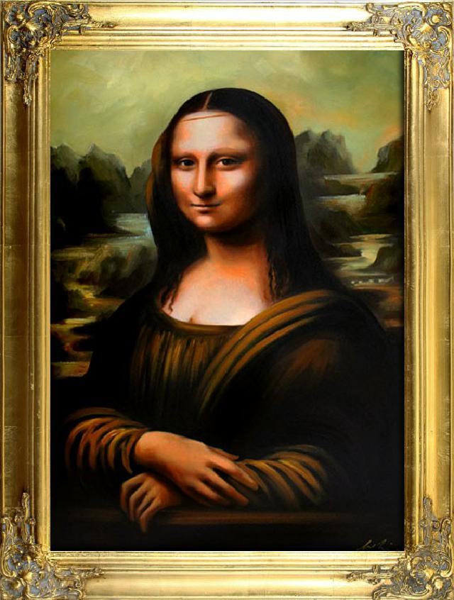Bild Mona Lisa