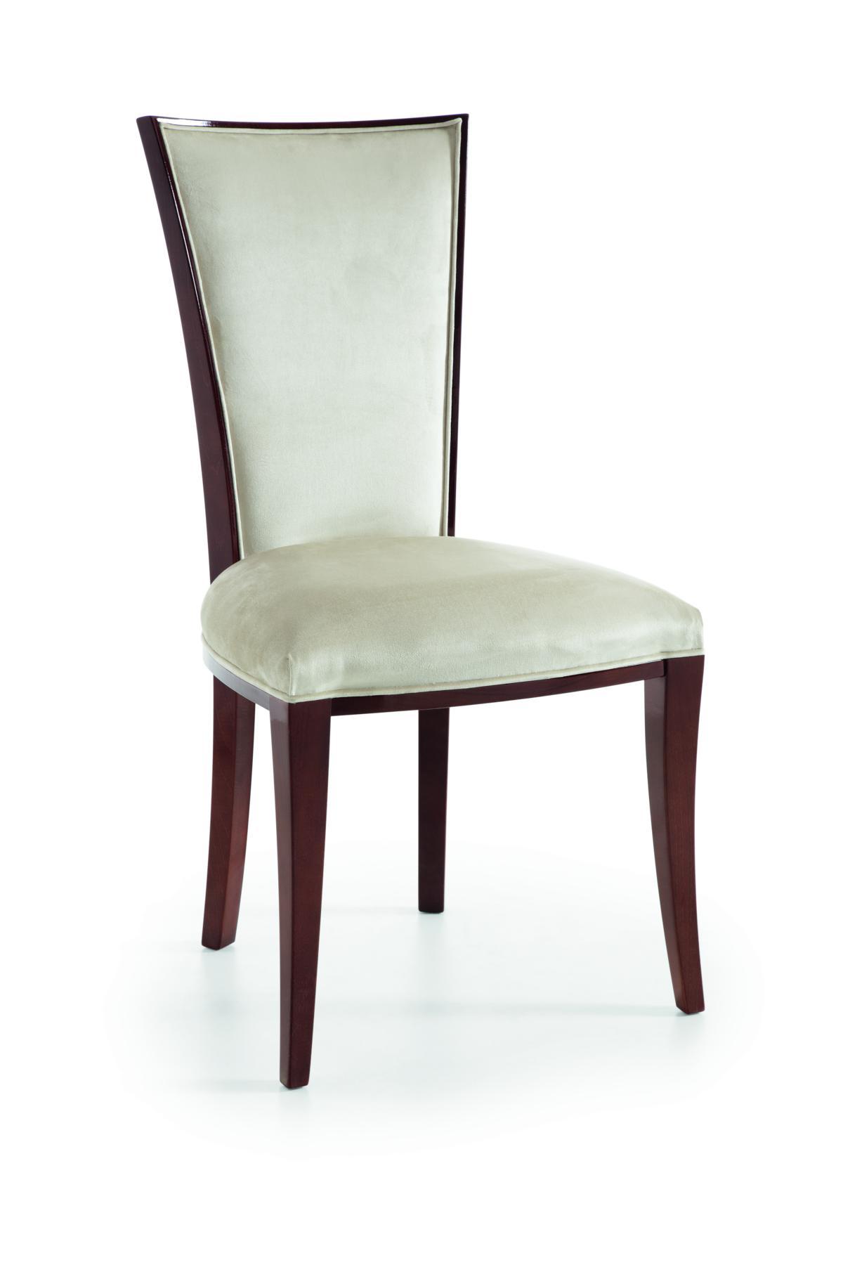 Designer Stuhl Sessel Königlicher Klassiker Stühle Polster